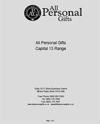 Capjtal-11 Price List